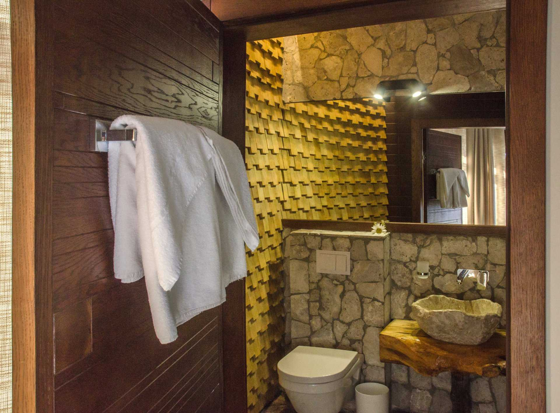 Котедж Ротонда ванна кімната
