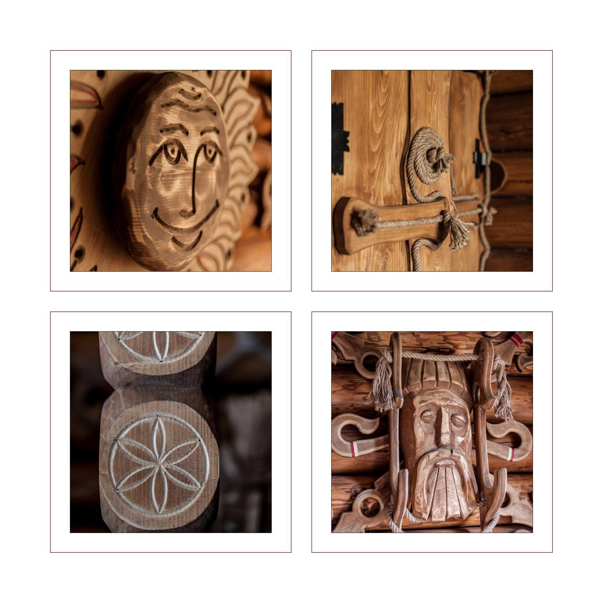 Елементи декору номера Київська Русь