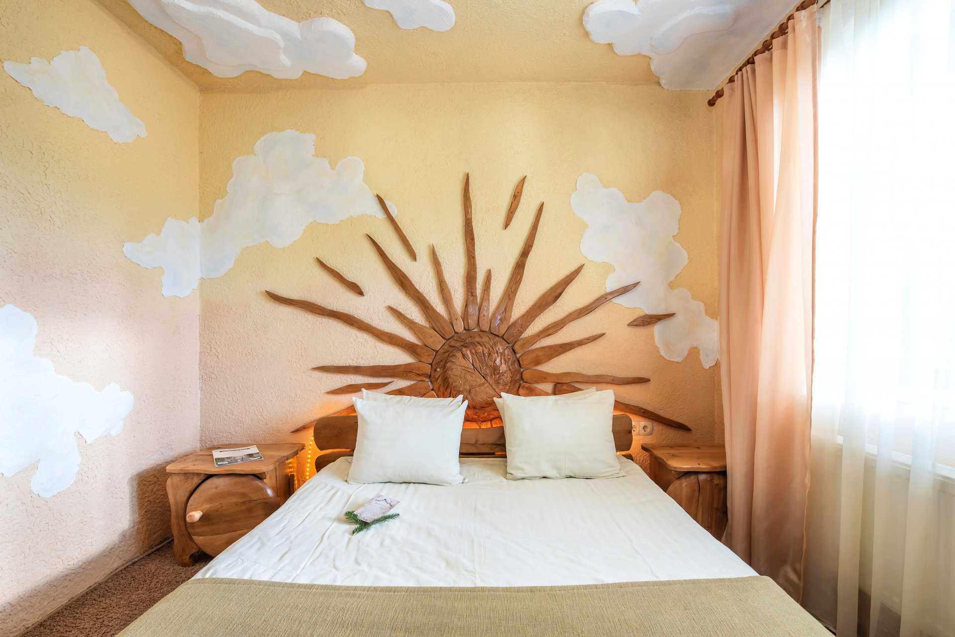 Стандарт Сонячний у готелі Стара Правда